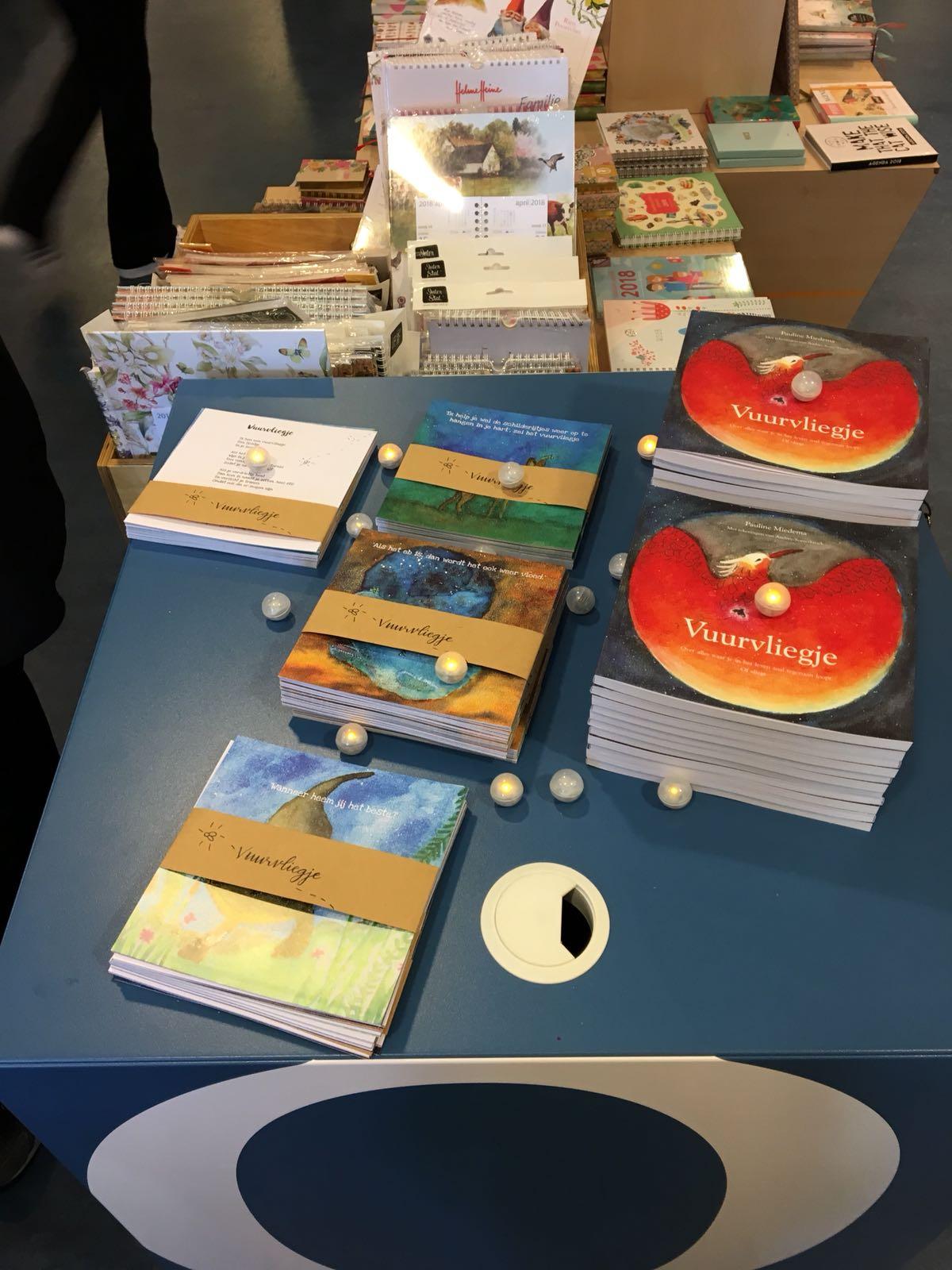Vuurvliegje genomineerd voor BoekGoud