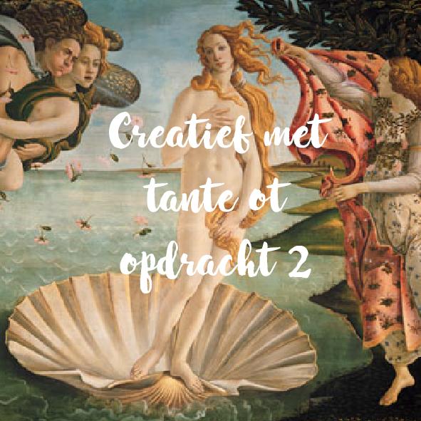 Creatief project 2: Sandro Bottecelli