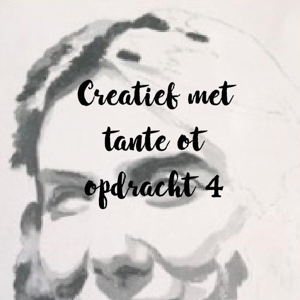 Creatief project 4: Toonwaarden les II