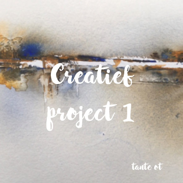 Creatief project 1: Aquarel